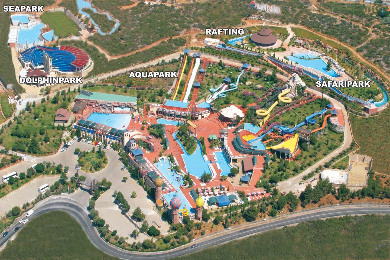 Water Park Hotel Kusadasi Turkey